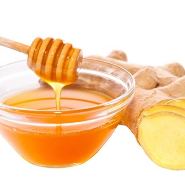 Ginger Honey - 500g