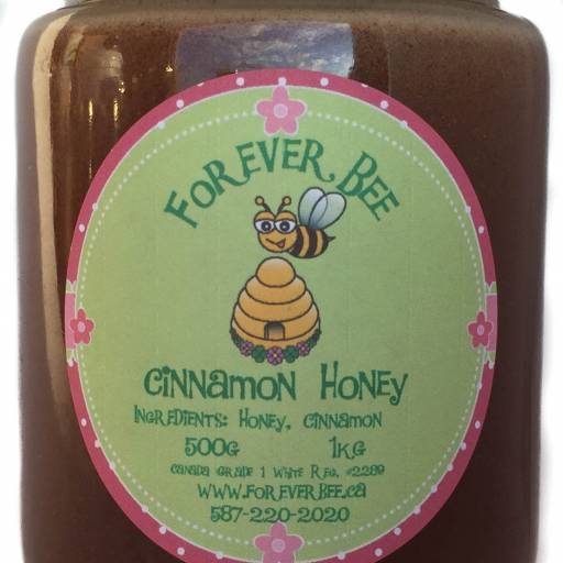 Cinnamon Honey - 500g