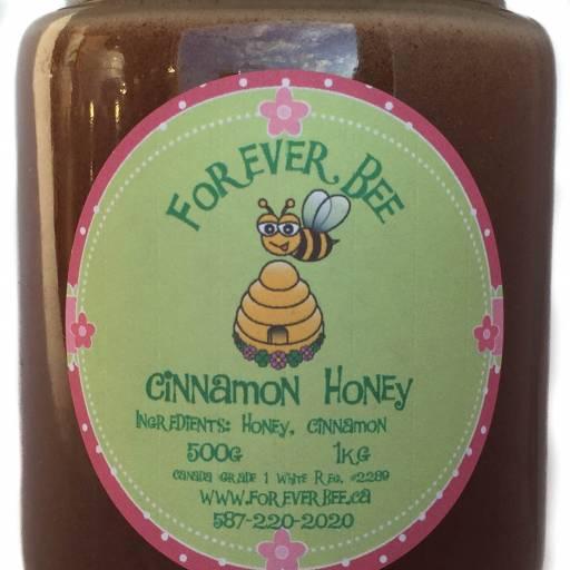 Cinnamon Honey - 500g